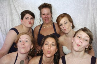 Rochester Wedding Photo Booth