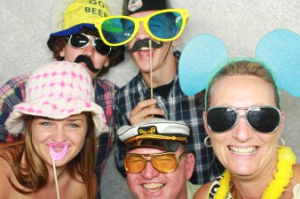 Rochester Event Photo Booth